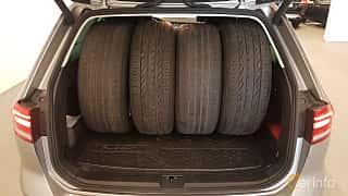 Interiör av Volkswagen Passat Alltrack 2.0 TDI SCR BlueMotion 4Motion DSG Sequential, 190ps, 2016