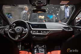 Interiör av BMW M135i xDrive  Steptronic, 306ps, 2020 på IAA 2019
