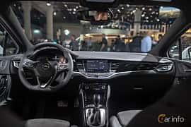 Interiör av Opel Astra Sport Tourer 1.5 D Automatic, 122ps, 2020 på IAA 2019
