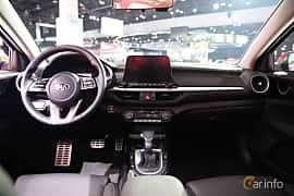 Interiör av Kia Forte 2.0 i-CVT, 149ps, 2019 på North American International Auto Show 2018