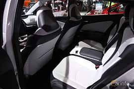 Interiör av Toyota Prius Plug-in Hybrid 1.8 VVT-i Plug-in CVT, 123ps, 2017 på North American International Auto Show 2018