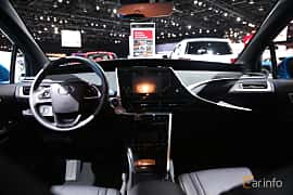 Interior of Toyota Mirai FuelCell Single Speed, 154ps, 2017 at North American International Auto Show 2018