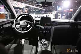 Interiör av Hyundai Veloster N 2.0 Manual, 379ps, 2019 på North American International Auto Show 2018