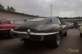 Back/Side of Jaguar E-Type 4.2 XK Manual, 269ps, 1970 at Joe's garage 2019´s stora Jaugurevent