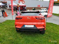 Back of Jaguar I-Pace EV400 AWD  Single Speed, 400ps, 2019 at Bil & MC träff i Lerum 2019
