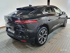 Back/Side of Jaguar I-Pace EV400 AWD  Single Speed, 400ps, 2019