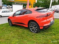 Back/Side of Jaguar I-Pace EV400 AWD  Single Speed, 400ps, 2019 at Bil & MC träff i Lerum 2019