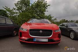 Front  of Jaguar I-Pace EV400 AWD  Single Speed, 400ps, 2019 at Joe's garage 2019´s stora Jaugurevent