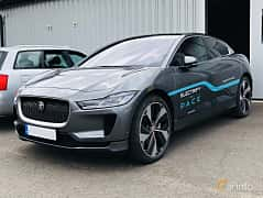 Front/Side  of Jaguar I-Pace EV400 AWD 90 kWh AWD Single Speed, 400ps, 2018