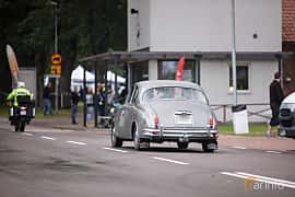 Bak/Sida av Jaguar Mark 2 2.5 XK Manual, 120ps, 1962 på Lergökarallyt 2017