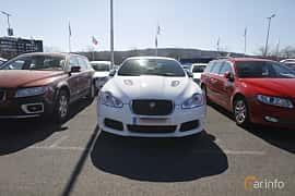 Fram av Jaguar XFR 5.0 V8 Automatic, 510ps, 2011