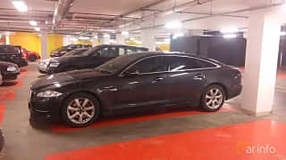 Sida av Jaguar XJ 3.0 V6 Automatic, 275ps, 2014
