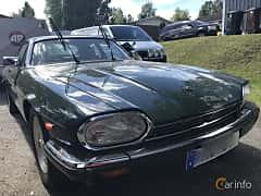 Front/Side  of Jaguar XJ-S 3.6 3.6 Automatic, 221ps, 1988