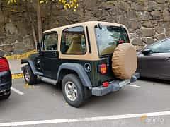 Bak/Sida av Jeep Wrangler 4.0 V6 4WD Automatic, 177ps, 1997