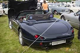 Back/Side of Jösse Car Indigo 3000 3.0 Manual, 207ps, 1997 at Tjolöholm Classic Motor 2014