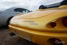 Close-up of Jösse Car Indigo 3000 3.0 Manual, 207ps, 1998 at Wheels & Wings 2018