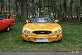 Front  of Jösse Car Indigo 3000 3.0 Manual, 207ps, 1998 at Lucys motorfest 2019