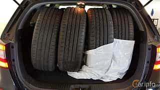 Närbild av Kia Sorento 2.2 CRDi 4WD Automatic, 197ps, 2014