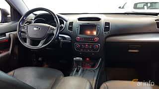 Interiör av Kia Sorento 2.2 CRDi 4WD Automatic, 197ps, 2014