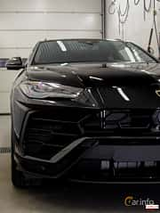 Close-up of Lamborghini Urus 4.0 V8 AWD Automatic, 650ps, 2018