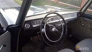 Interior of Lancia Fulvia Berlina 1.2 V4 Manual, 79ps, 1967