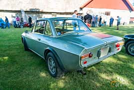 Back/Side of Lancia Fulvia Coupé 1.3 V4 Manual, 87ps, 1968 at Sportbilsklassiker Stockamöllan 2019