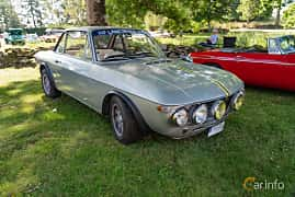 Front/Side  of Lancia Fulvia Coupé 1.3 V4 Manual, 87ps, 1968 at Sportbilsklassiker Stockamöllan 2019