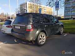 Back/Side of Land Rover Freelander 2.2 SD4 4WD Automatic, 190ps, 2012