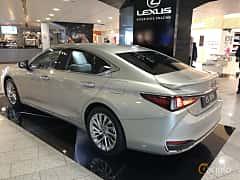 Back/Side of Lexus ES 300h 2.5 ECVT, 218ps, 2019