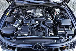 Engine compartment  of Lexus SC 400 4.0 V8 Automatic, 253ps, 1993