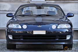 Front  of Lexus SC 400 4.0 V8 Automatic, 253ps, 1993
