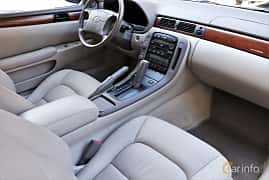 Interior of Lexus SC 400 4.0 V8 Automatic, 253ps, 1993