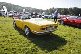 Back/Side of Lotus Elan Roadster 1.5 Manual, 116ps, 1966 at Tjolöholm Classic Motor 2018
