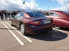 Back/Side of Maserati GranTurismo 4.2 V8 Automatic, 405ps, 2008