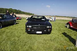 Front of Maserati Shamal 3.2 V8 Manual, 326ps, 1994 at Tjolöholm Classic Motor 2018