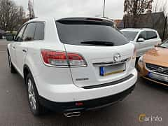 Back/Side of Mazda CX-9 3.7 AWD Automatic, 276ps, 2008