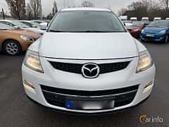 Front  of Mazda CX-9 3.7 AWD Automatic, 276ps, 2008