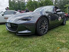 Front/Side  of Mazda MX-5 RF 2.0 SKYACTIV-G Manual, 160ps, 2017 at Sofiero Classic 2019