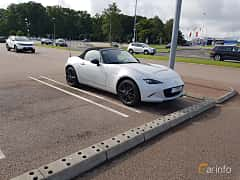 Front/Side  of Mazda MX-5 2.0 Manual, 160ps, 2016
