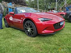 Front/Side  of Mazda MX-5 2.0 SKYACTIV-G Manual, 160ps, 2016 at Sofiero Classic 2019