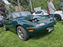 Front/Side  of Mazda MX-5 1.6 Manual, 90ps, 1996 at Sofiero Classic 2019
