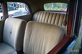 Interior of Mercedes-Benz 170 V 4-door Sedan  Manual, 38ps, 1950 at Onsdagsträffar på Gammlia Umeå 2019 vecka 35