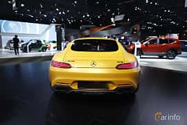 Bak av Mercedes-Benz AMG GT S 4.0 V8 AMG Speedshift DCT, 510ps, 2017 på North American International Auto Show 2017