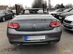 Bak av Mercedes-Benz C 180 Cabriolet 1.6 9G-Tronic, 156ps, 2017