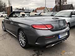 Bak/Sida av Mercedes-Benz C 180 Cabriolet 1.6 9G-Tronic, 156ps, 2017