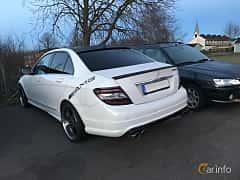 Bak/Sida av Mercedes-Benz C 350 3.5 V6 7G-Tronic, 272ps, 2007