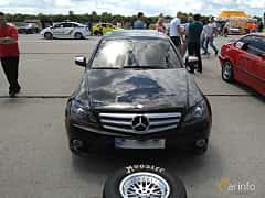 Fram av Mercedes-Benz C 350 3.5 V6 7G-Tronic, 272ps, 2008 på Ukrainian Drag Series Stage 1 2017