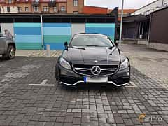 Front of Mercedes-Benz CLS 63 AMG 4MATIC Shooting Brake 5.5 V8 4MATIC , 557ps, 2015