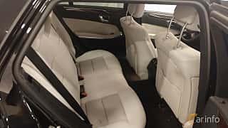 Interiör av Mercedes-Benz E 220 T BlueTEC 4MATIC 2.2 4MATIC  7G-Tronic, 170ps, 2016