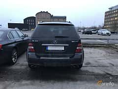 Bak av Mercedes-Benz ML 63 AMG 4MATIC 6.3 V8 4MATIC 7G-Tronic, 510ps, 2007